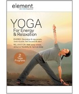 Element: Yoga for Energy & Relaxation [DVD] - $9.79