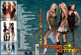 Atomic Kitten Music Video DVD - $16.95
