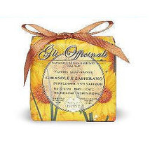 Nesti Dante Gli Officinali Sunflower & Saffron Bar Soap 7oz - $13.00