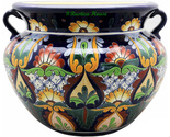 90314 ceramic talavera mexican hand painted planters 1 size1 thumb155 crop
