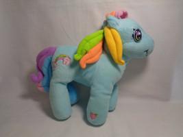 2003 Hasbro Nanco My Little Pony Rainbow Dash Plush Toy Doll - $5.20