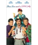 Three Men & A Little Lady Vhs - $7.99