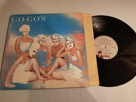 GO Go's - Beauty And The Beat - LP Record   VG VG - $6.80