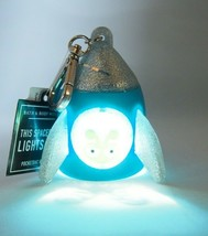 Bath & Body Works Alien Rocket Spaceship Pocket *Bac Hand Gel Holder Lig... - $15.26