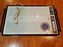 Broil King Deluxe Electric Hot Counter #1450 Hot Server Large Warming Plate - $39.59