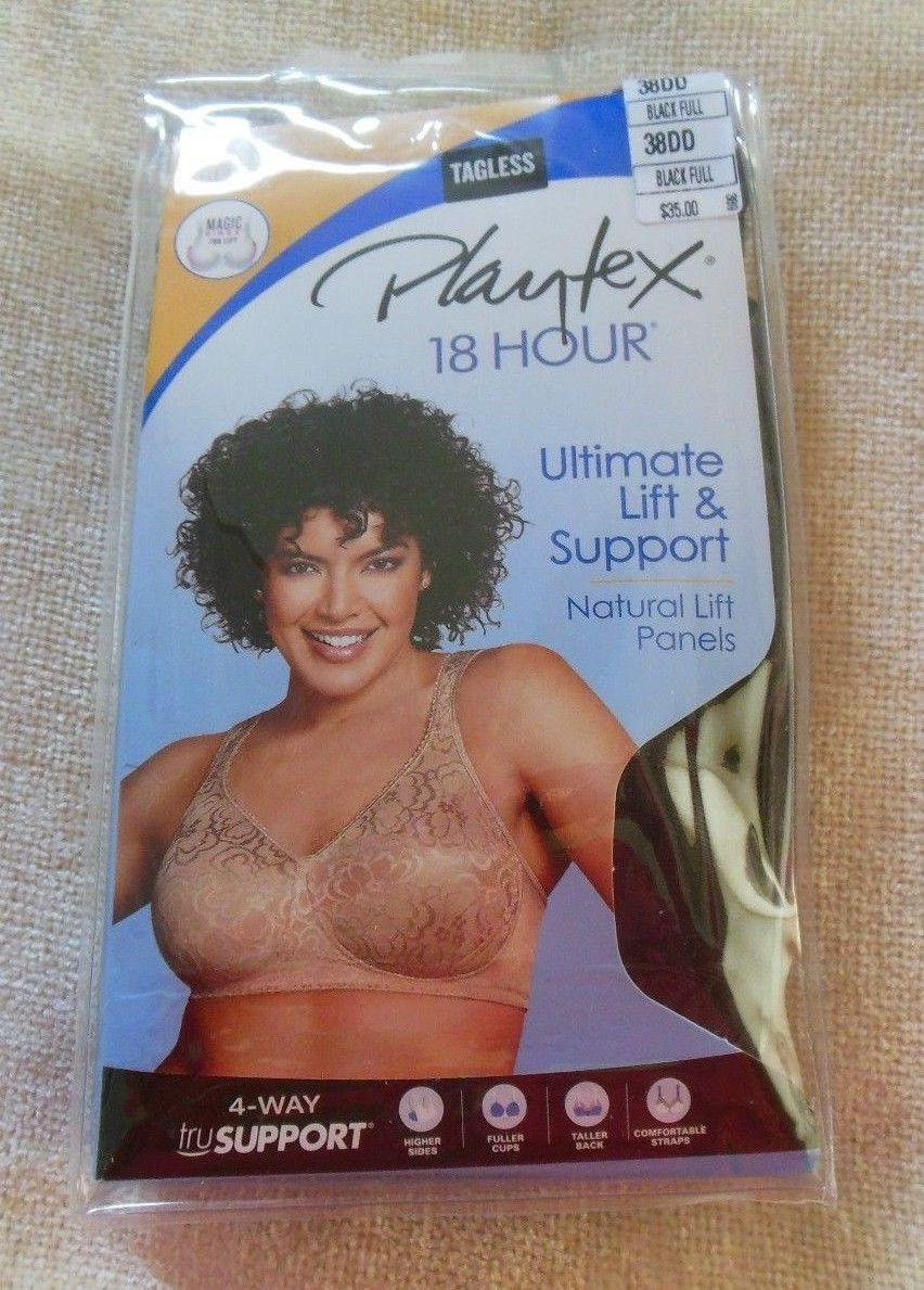 38b gray Dot Trustful Hanes Ultimate Comfort Ultimate T-shirt Soft Wirefree Bra Nwt