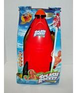 Lanard Splash Rocket Sprinkler FunSplashers Water Toy Rare New Worn Box ... - $98.99