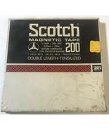 Scotch Magnetic Tape 200 Vintage Sealed - $16.82