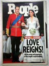 People 20 May 2011 The Royal Wedding Prince William Catherine Salim Khan... - $9.99