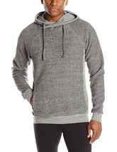 NWT $92 Mens Alo Yoga Revival Hoodie Sweatshirt in Grey Triblend sz XXL - $59.43