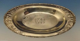 """Repousse by Kirk Sterling Silver Bread Tray 12 1/2"""" X 6 3/4"""" #266F (#0560) - $638.10"""
