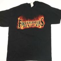 Firefighters Rule T-Shirt Size L - $13.85