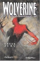 Wolverine Inner Fury Comic Book Graphic Novel Marvel 1992 FINE+ NEW UNREAD - $3.50
