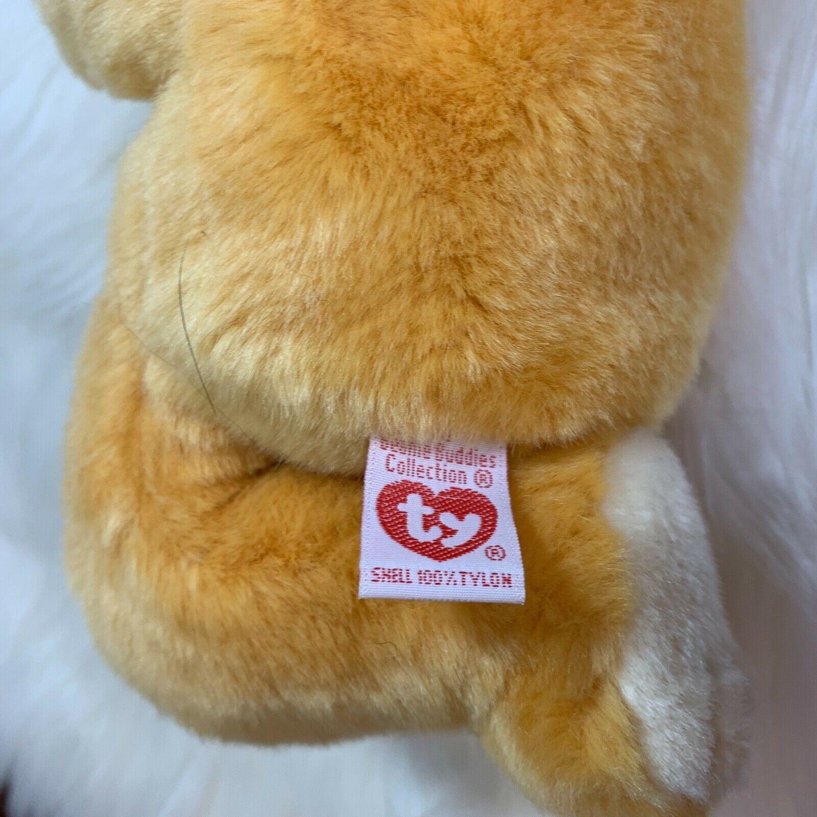 Ty Buddies Hope Plush Stuffed Animal Bear Kneeling in Prayer image 4