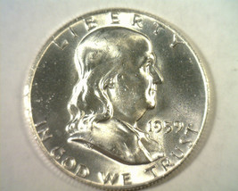 1959 DOUBLE DIE REVERSE FS-50-1959-801 FRANKLIN HALF CHOICE UNCIRCULATED... - $85.00