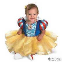 SNOW WHITE INFANT Costume, Multi, 12-18 Months  - $45.87