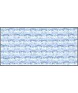 Ridge Blue Aida Cloth 14 Count by Charles Craft - $10.00