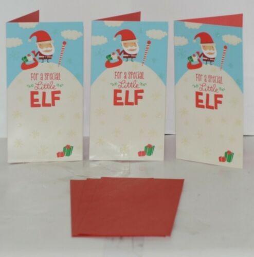 Hallmark XMH 5959 Santa Presents Snow Pile Christmas Gift Card Holder Package 3