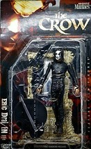 Movie Maniacs 2: The Crow Eric Draven Mcfarlane Action Figure - $58.85