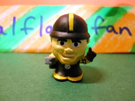 2016 NFL TEENYMATES STEELY McBEAM EXTREMELY RARE FIGURE!!!  - $15.35