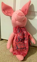 Disney Store Exclusive Wisdom Collection Piglet Plush April Limited Release - $49.99