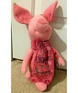 Disney Store Exclusive Wisdom Collection Piglet Plush April Limited Release - $49.99