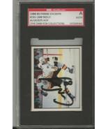 Cam Neely 1988 Panini Stickers Autograph #191 SGC Bruins - $55.98