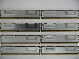 32GB (8 x 4GB) DDR2 FB Fully Buffered PC2-5300F 667 Memory HP ProLiant BL460C