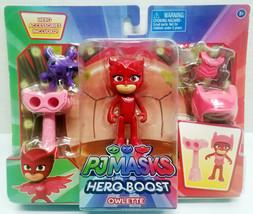 "Disney Junior PJ Masks Hero Boost 3"" Figure Set - Owlette - $9.26"