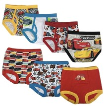 Disney Cars Toddler Boys' 3pk Training Pants and 4pk Briefs COMBO PACK - $19.79+