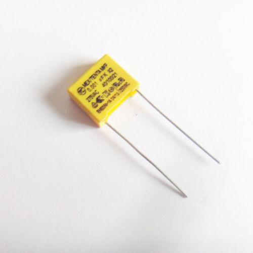 50 X X2 sicherheitskondensator 275Vac 0,001 UF 1nF 102 CARAT Goupille 10mm