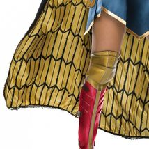 Wonder Woman Costume Adult Justice League Role Play image 3