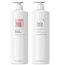 TIGI Copyright Repair Shampoo, Conditioner Liter Duo