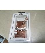 Case-Mate Galaxy S10 Waterfall Gold Open Box - $27.50
