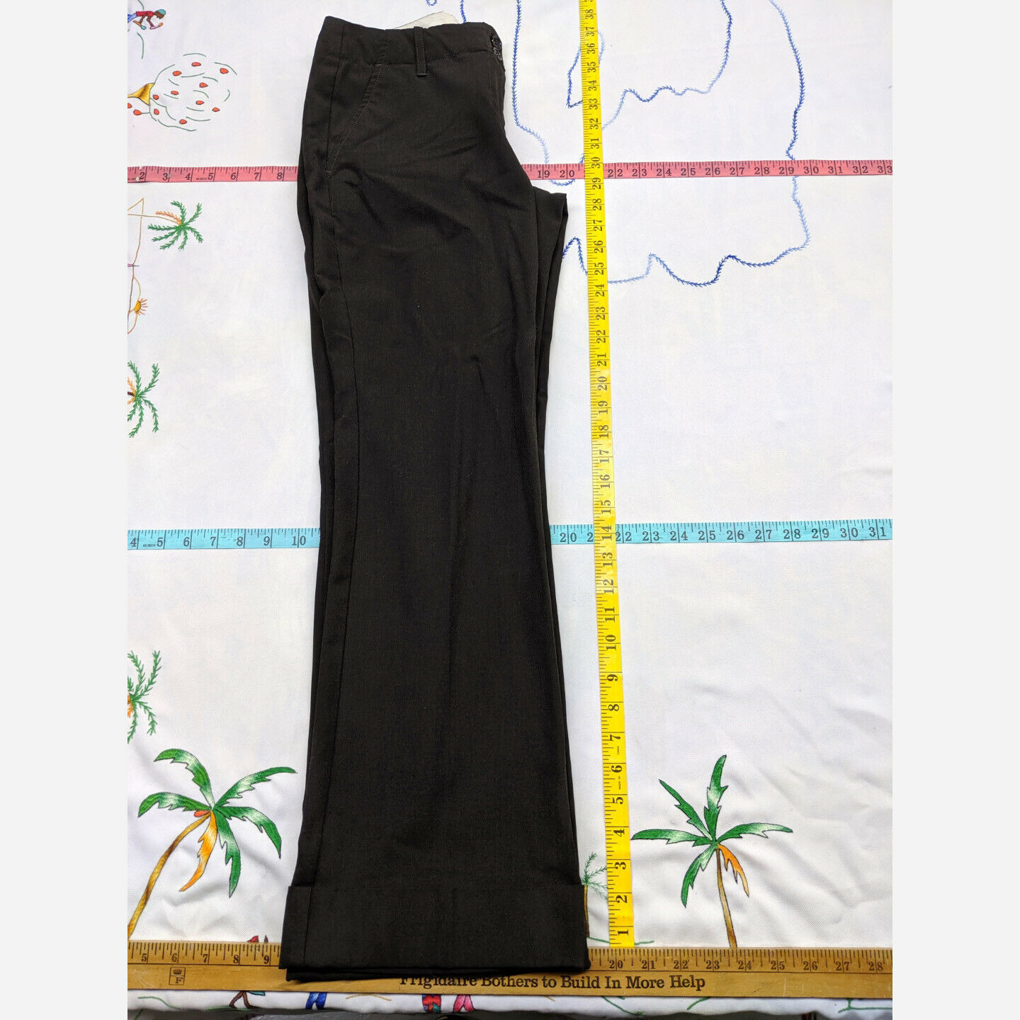 Women's Size 2R The Limited Cassidy Fit Dress Pants image 6