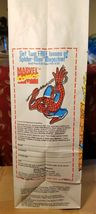 12 Bags - Mcdonald's Happy Meal Bags. 1996 Marvel Super Heroes - School Or Party image 4