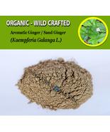 POWDER Aromatic Ginger Sand Cutcherry Resurrection Lily Kaempferia Galan... - $17.25+