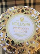 Voluspa Prosecco Bellini Candle - 11 OZ - Peaches, Apricots, Sugar & Prosecco! - $17.81