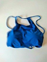 Tommy Bahama Pearl High Neck Bra Cobalt Sea Size Small image 1