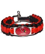 GeauxDat Collectibles American Football Team Bracelets - Military Grade ... - $15.67