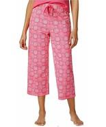 Charter Club Womens Plus Size Cotton Printed Pajama Pants Tile Stamp Siz... - $27.38