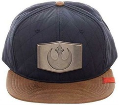 Star Wars Han Solo Inspired Snapback Hat Standard - Bioworld - $17.63