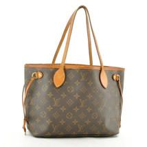 LOUIS VUITTON Monogram Neverfull PM Tote Bag M40155 LV Auth ar1445 - $420.00