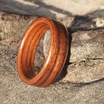 Bentwood Ring | Rosewood ring | Men's Wood Ring | Women's Wood Ring - $50.00