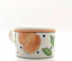 Mikasa INTAGLIO DELICIOUS tea/coffee Mug Cup - $5.89