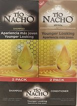 TIO NACHO Younger Looking Shampoo Conditioner, Twin Pack (2 Pack, 14 fl.... - $24.45