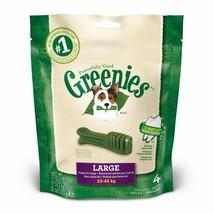 Greenies Canine Dental Dog Treat Chew Large 170g - $20.16 CAD