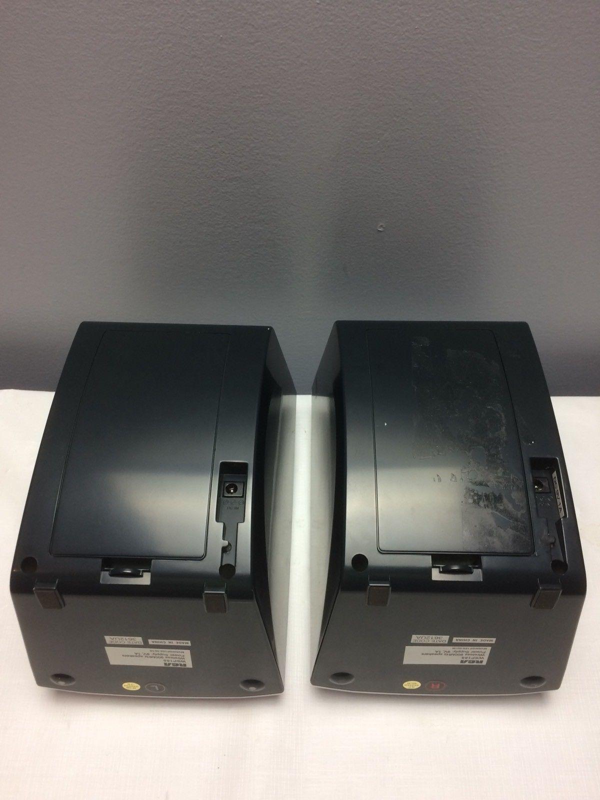 Rca Wireless Speaker Parts - WIRE Center •