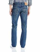 Levi's Strauss 501 Men's Straight Leg Original Fit Button Fly Jeans 501-2367 image 2