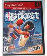 Playstation 2 - EA SPORTS BIG - NBA STREET (Complete with Instructions) - $15.00